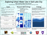 Exploring Urban Water Use <br>           in Salt Lake Citysoil moisture sensors