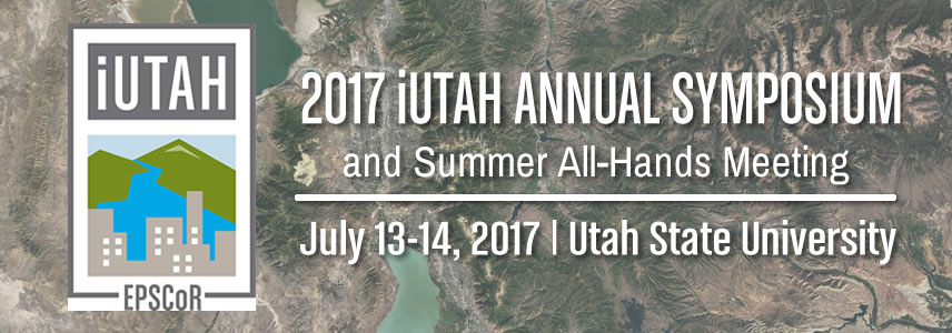 2017iUTAH Annual Symposium adn Summer All-Hands Meeting